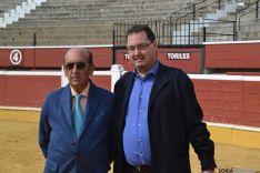 Foto 4 - Las Peñas Taurinas de Soria entregan sus premios con el ganadero Adolfo Martín como protagonista