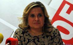 La procuradora socialista Esther Pérez.