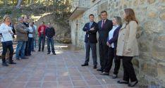 La Diputación y Vinuesa presentan la recuperación de la Fuente del Salobral