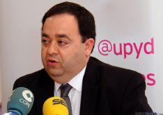 Rafael Delgado, de UPyD