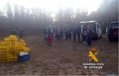 Campamentos desalojados