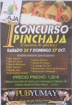 Cartel Pinchaja