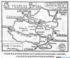 Croquis de la provincia en 1924