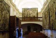 Museo de tapices de Oncala
