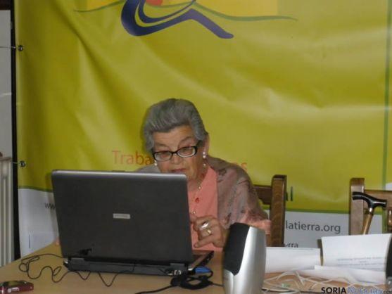 Felicidad Martínez 'ciberabuela'
