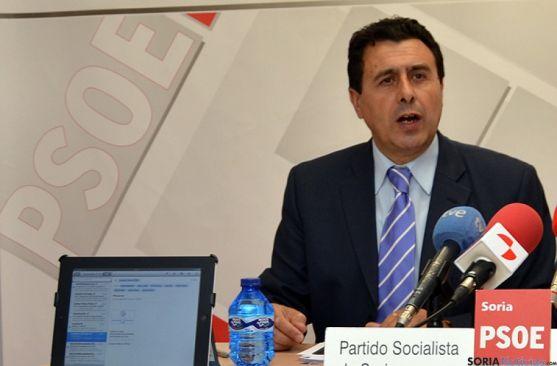 Lavilla insiste en que los pensionistas sorianos dejarán de cobrar 7 millones de euros