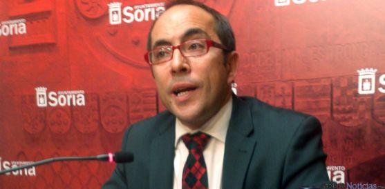 El teniente de alcalde, Luis Rey