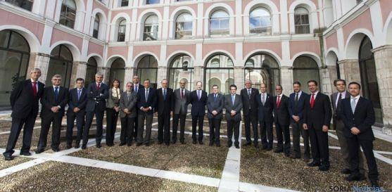 La Especialización Inteligente de Castilla y León 2014–2020 contará con el apoyo del Santander