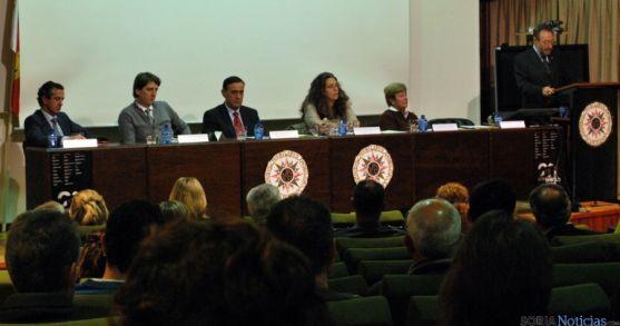 Inauguración del curso de la UNED