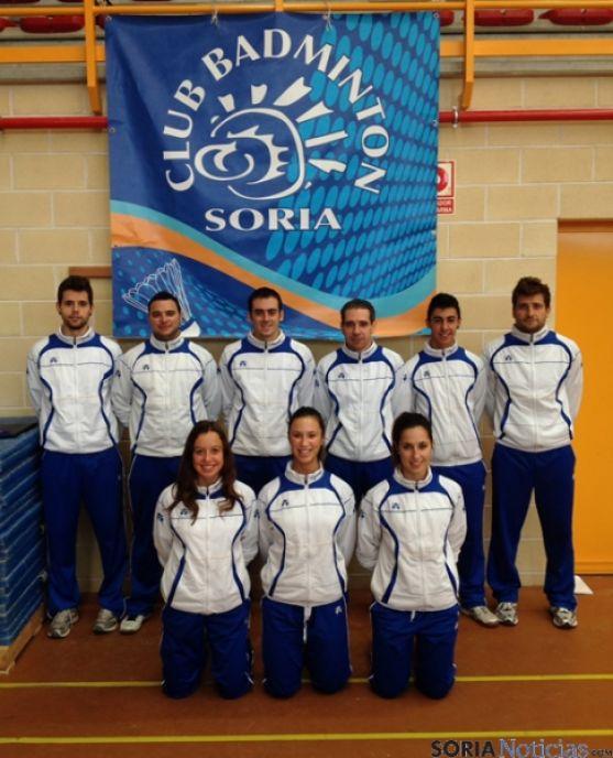 Club Badminton Soria