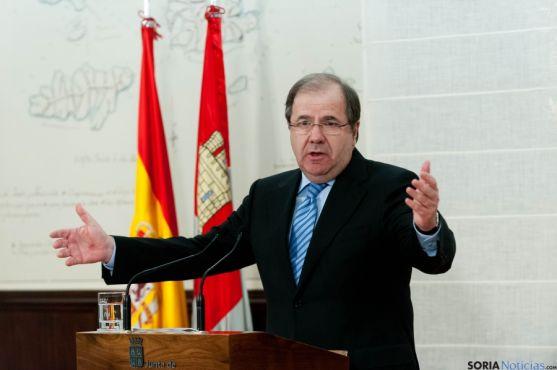 Vicente Herrera, presidente de Castilla y León