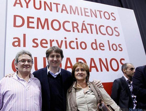 Asamblea de alcaldes en Madrid 13-10-2013