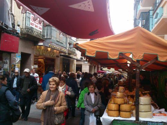 Feria Medieval de Soria 2013