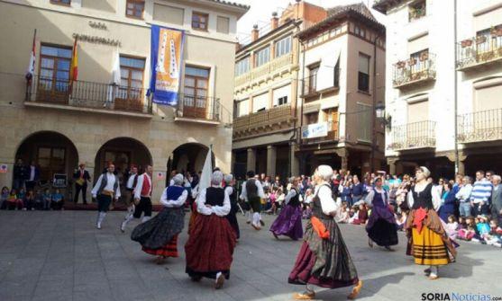 Festival Aires Dulzaina San Esteban 2013