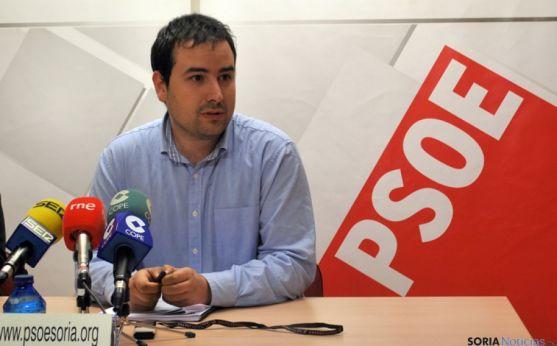 El concejal de Modernización, Ángel Hernández.