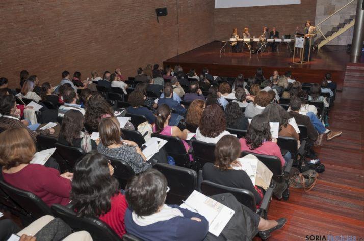 Una de las ponencias del seminario.