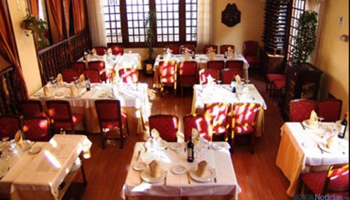 Interior del Restaurante Santo Domingo II, participante de 'Buscasetas'