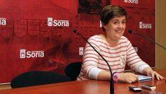 La concejal de Servicios Sociales, Ana Alegre.