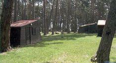 Imagen del campamento de Las Cabañas.