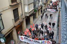 Manifestación contra los recortes