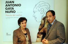 La Junta impulsa la figura de Gaya Nuño con una exposición en la Biblioteca de Soria