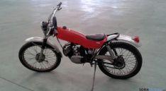 Imagen de la motocicleta marca Montesa.