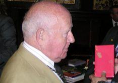 Miguel Moreno, último cronista oficial de Soria.