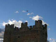 Trabajos en el Castillo