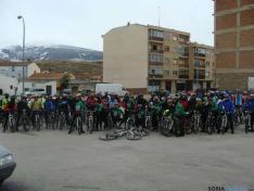 Participantes Feria Bici Ágreda