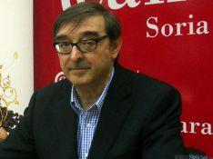 Samuel Moreno, presidente del Rotary Club de Soria.
