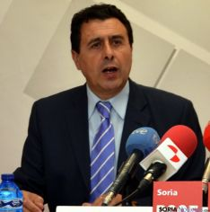 El diputado socialista por Soria Félix Lavilla.