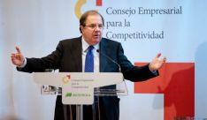 Herrera clausura el Consejo Empresarial para la Competitividad