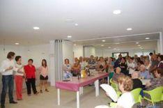 Presentación en el Centro de día Gaya Nuño
