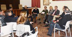 Reunión del PP en Berlanga