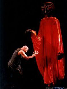 El bailarín Astad Deboo