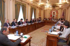 Pleno de la Diputación de noviembre