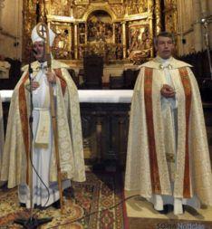 Monseñor Melgar Viciosa y Otero Lázaro