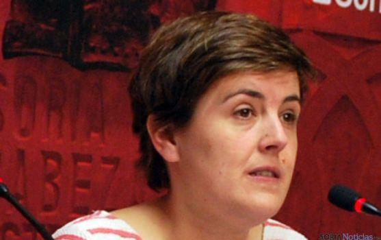 La secretaria socialista de Igualdad, Ana Alegre.