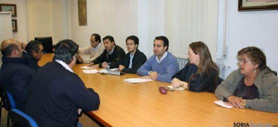 El PP inicia en Arcos sus encuentros con alcaldes, afiliados y simpatizantes