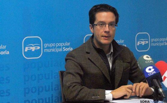 Tomás Cabezón, concejal popular en el Ayuntamiento capitalino