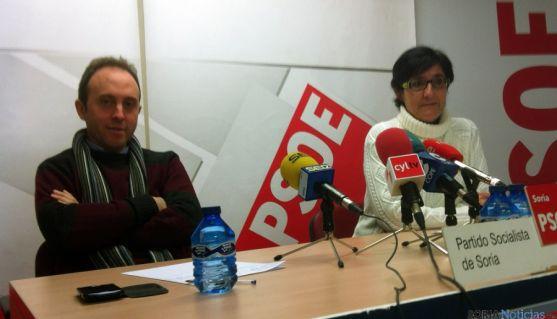 Miguel Ángel Ortiz y Pilar Delgado.