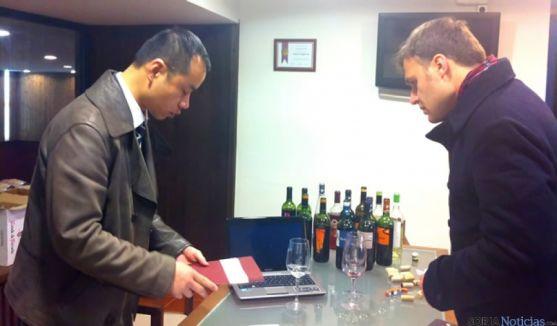 Acuerdo de ADE con China