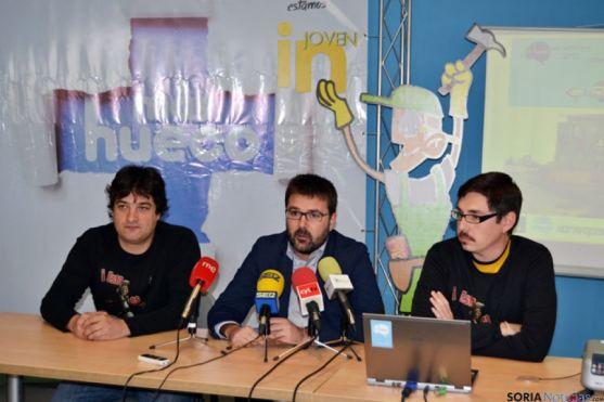 Rubén García, Eduardo Munilla, Eduardo Torres