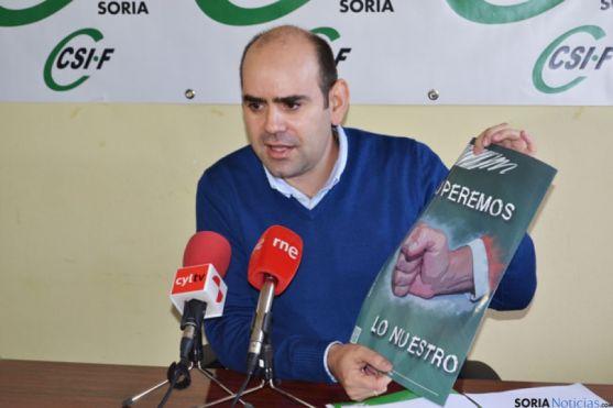 Luis A. Moratinos presenta la campaña