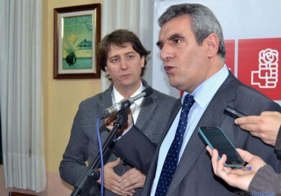 Julio Villarrubia y Carlos Martínez Mínguez