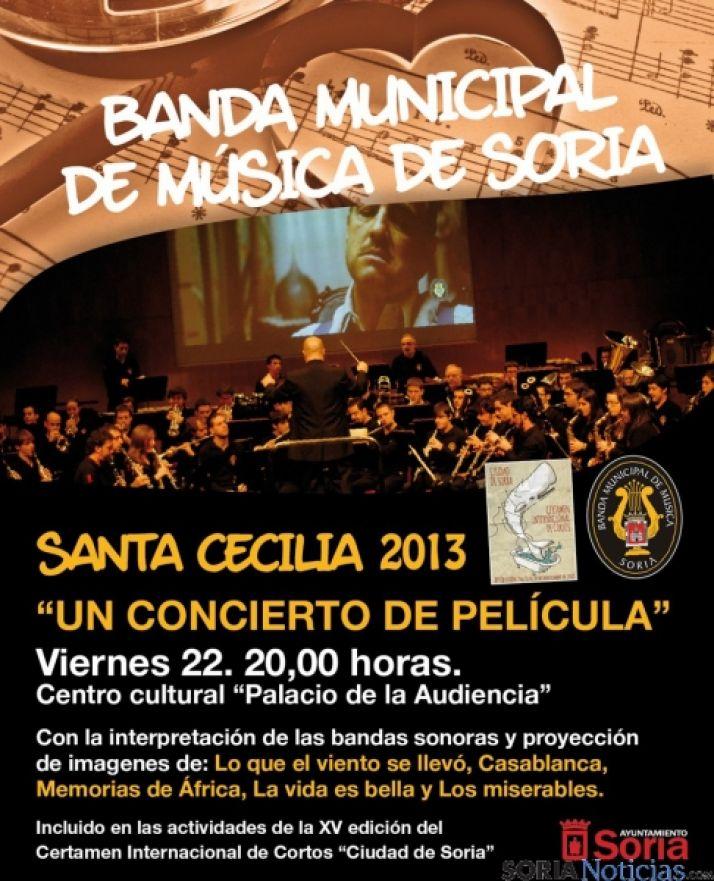 El concierto será este viernes.