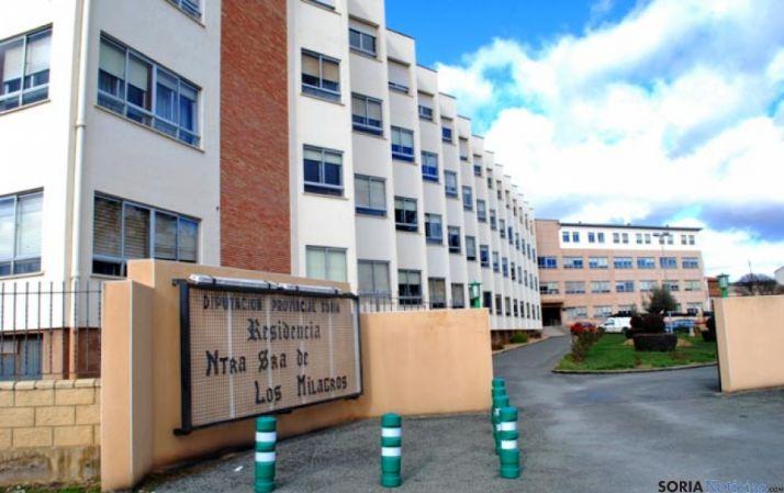 Residencia Virgen de los Milagros, en Ágreda.