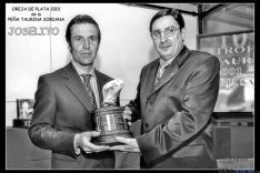 Joselito con José Luis Chaín