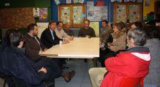 Reunión del PP en Ólvega