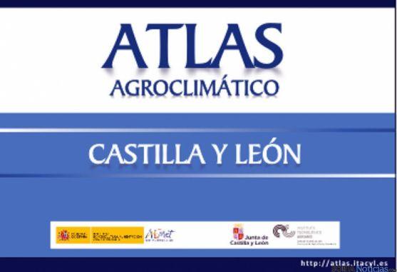 El atlas puede verse en http://atlas.itacyl.es